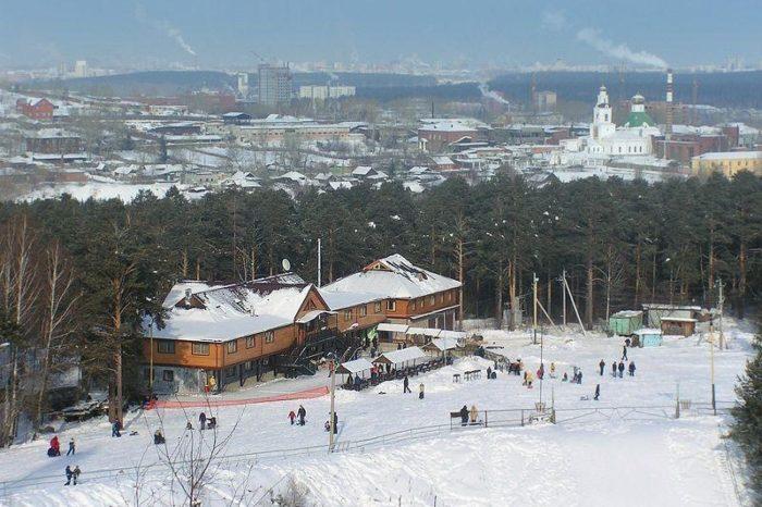 Excursion to the Ural mountains (Uktus) in Ekaterinburg